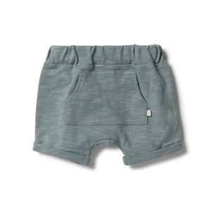 Lead Slouch Shorts