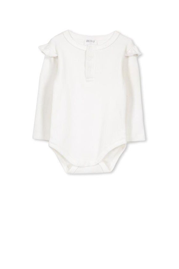 Basic Bubbysuit Off White