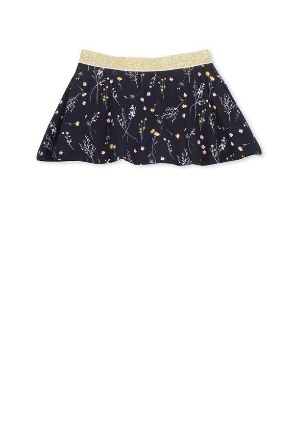 Winter Floral Skirt Baby