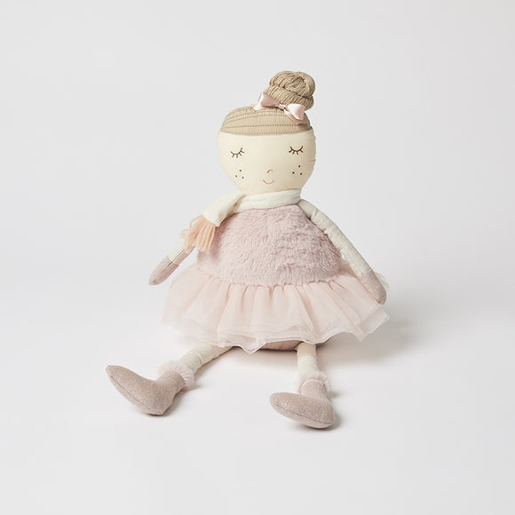 Small Plush Ballerina