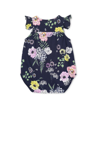 Baby Floral Playsuit