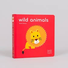 TouchThinkLearn Wild Animals