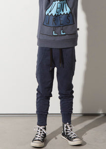Epic Trackies Denim Blue Wash