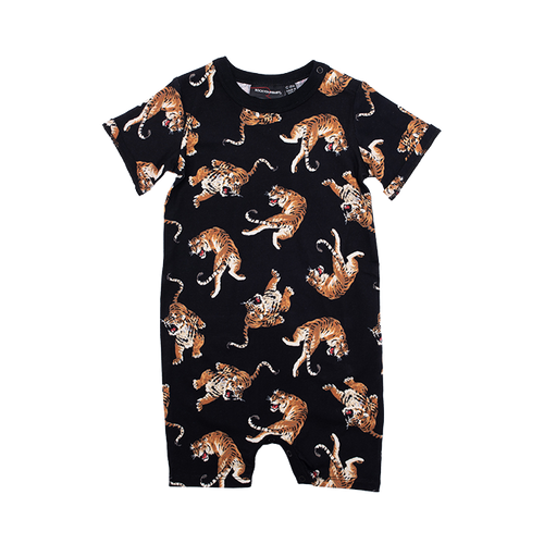 Tiger Baby SS Playsuit