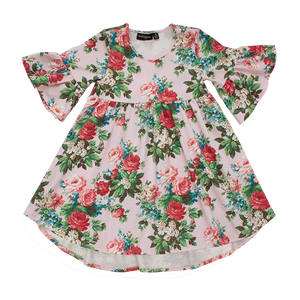 Cottage Garden Boho Dress