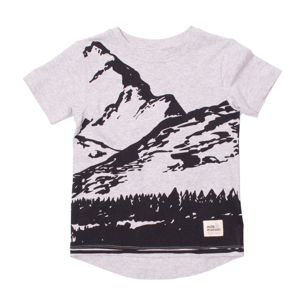Mountain Placement SS Tee
