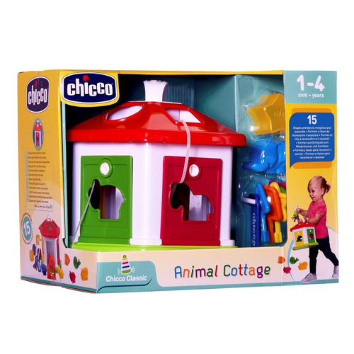 Classic Animal Cottage
