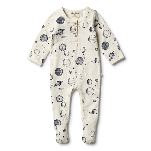 Star Gazing Henley Growsuit