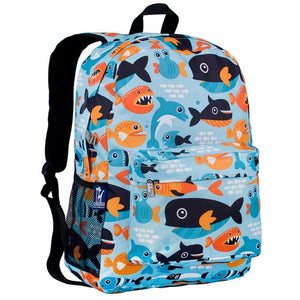 Wildkin Big Fish 16 Inch Backpack