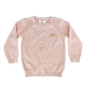 Dusty Knit Crew