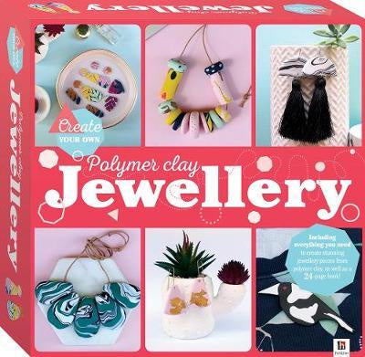 Create your own Polymer clay Jewellery