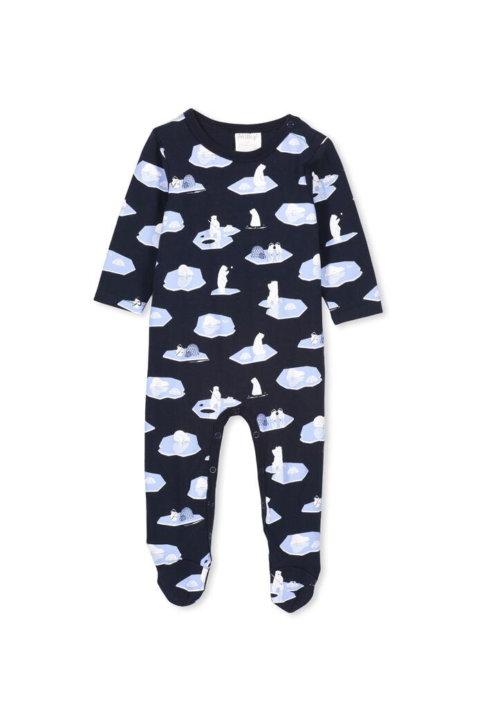 Polar Bears Romper