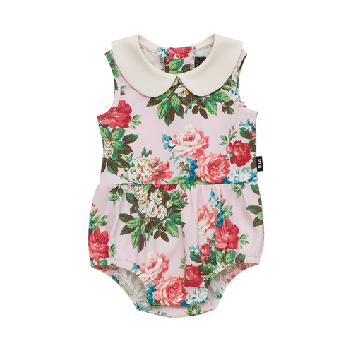 Cottage Garden Sleeveless bodysuit