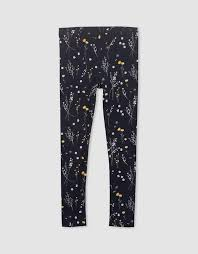 Winter Floral Legging Baby