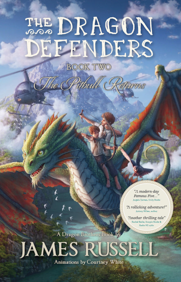 The Dragon Defenders Book 2