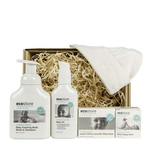 Eco Store Bath Time to Bed Time Gift Box