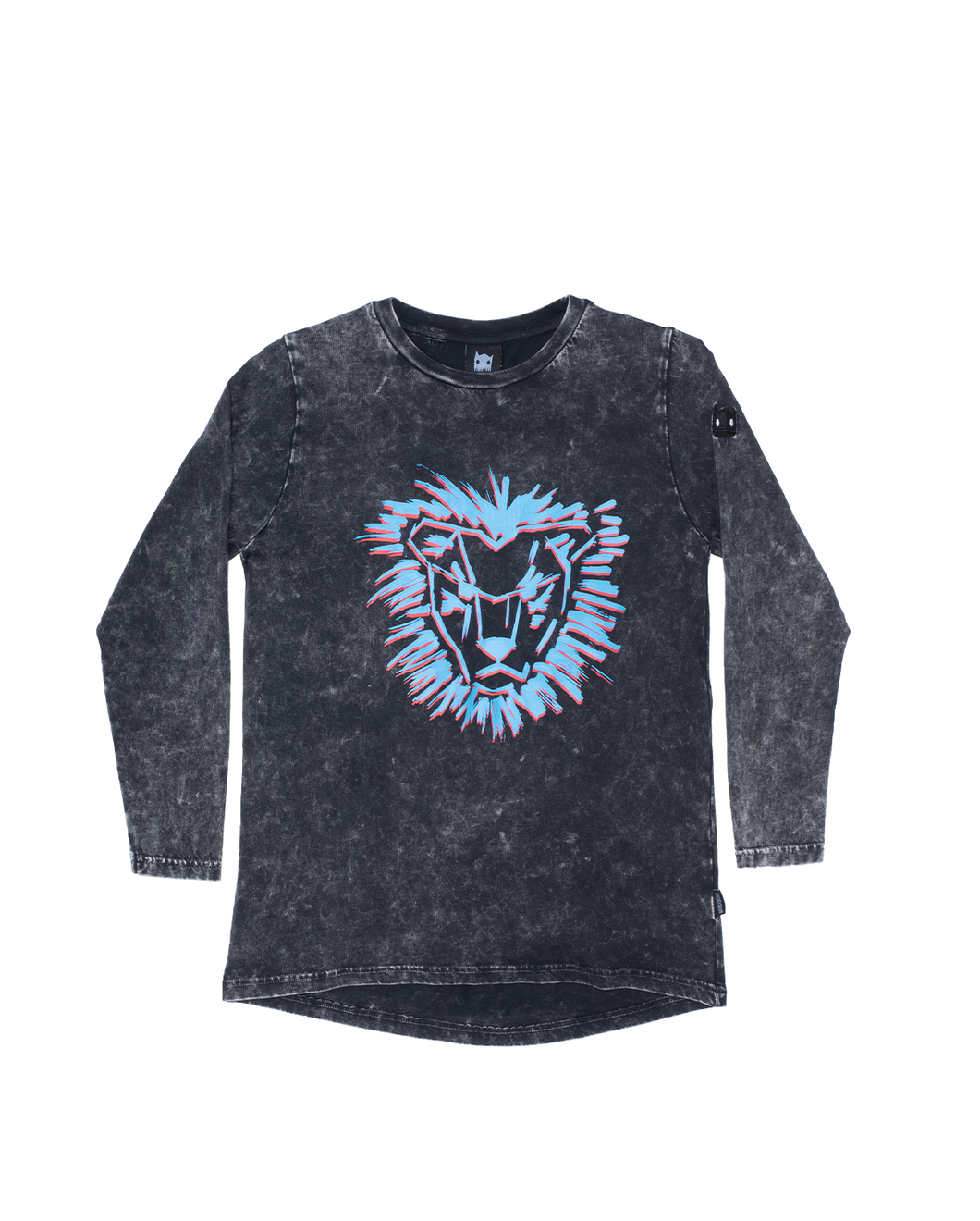 LS Lion Mane Scoop Back Tee