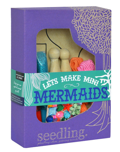 Lets make mini Mermaids