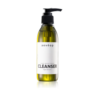 aevéop Plant-Based Vegan Cleanser (175ml) B1T1