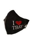 FACE MASK POLYESTER - I LOVE THUNDER BAY DESIGN