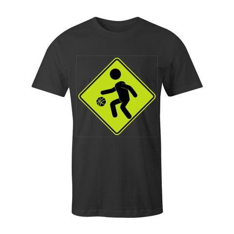 Shirt - Basketball Street sign
