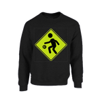 Sweater - Basketball Street Sign