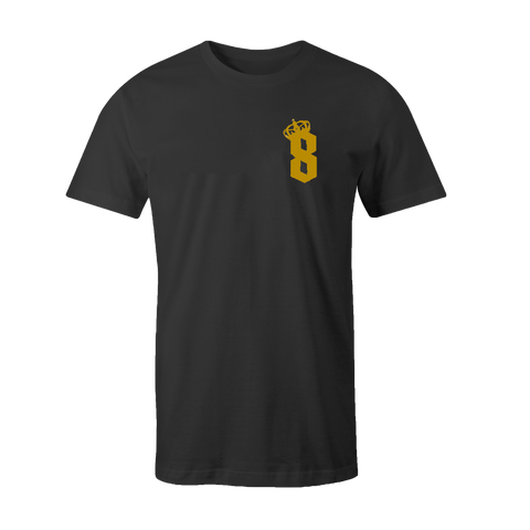 Shirt - Golden crowned 8