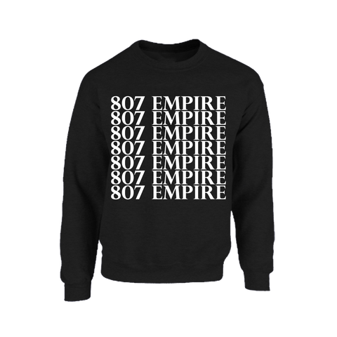 Sweater - 807 Empire all over