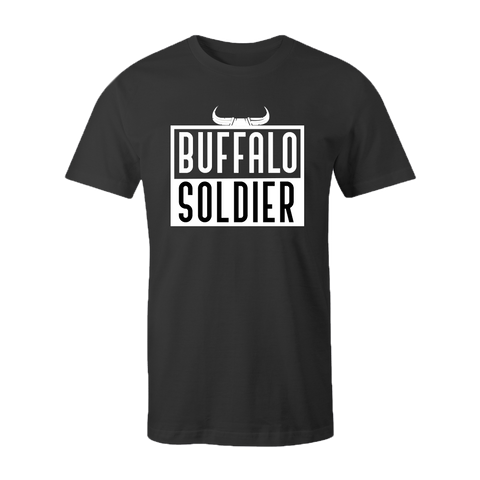 Shirt - Buffalo Soldier