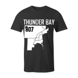 Shirt - District of Thunder Bay Map