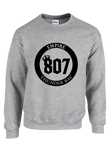 Sweater - Black Ring Logo