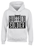 Hoodie - Buffalo Soldier