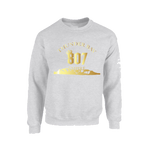 Sweater - Gold Sleeping Giant