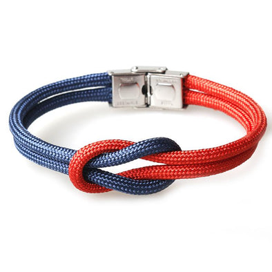 Bi-colored Lasso Bracelet