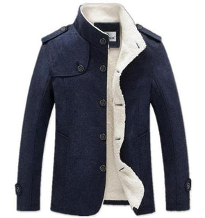 Commodore Fleece-Lined Coat