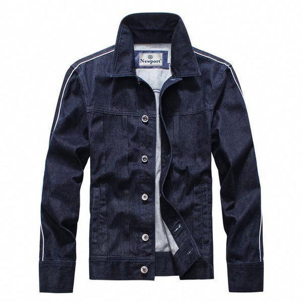 Denim Cabin Jacket