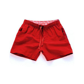 Red Nautical Canvas Bottoms