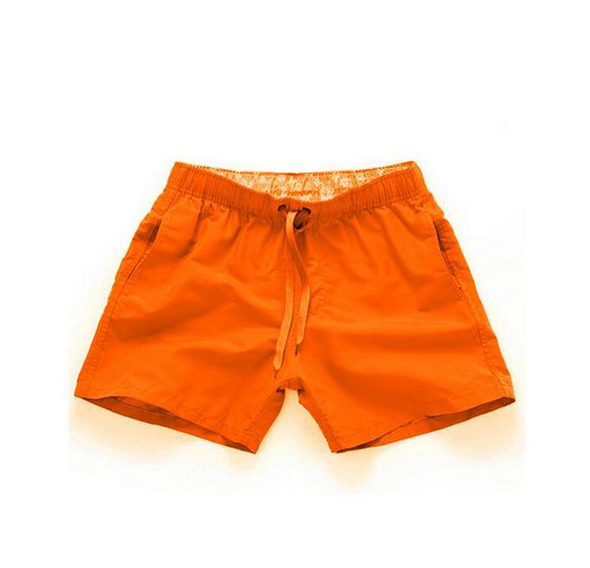 Orange Nautical Canvas Bottoms