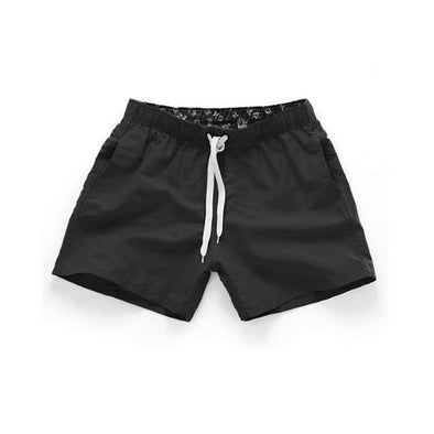 Black Nautical Canvas Bottoms