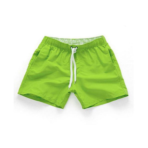 Green Nautical Canvas Bottoms