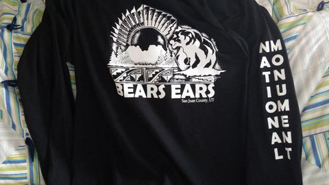 Bears Ears National Monument T shirt
