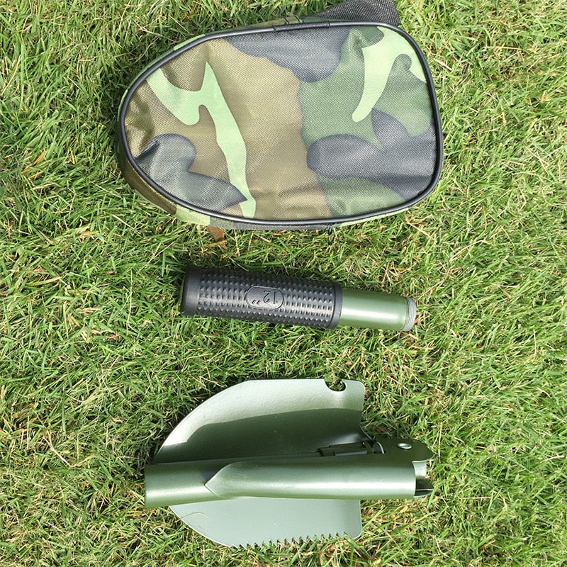 Outdoor Pickax Tactical military shovel