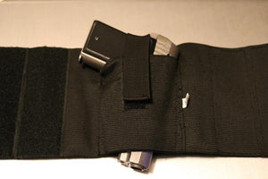 Concealed  Tactical Leg Strap Gun Padded Pouch.