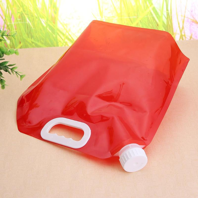 Folding Water Collapsible Storage Bag / Survival Outdoor.