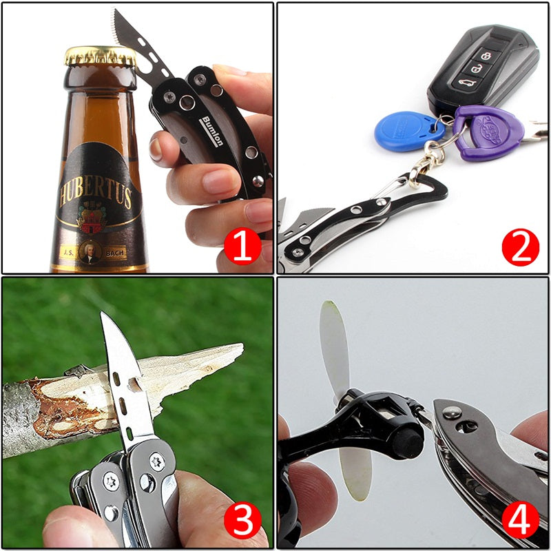 Outdoor Camping Tool  Tactical Folding Pocket Knife