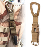 Quick Release Outdoor Tactical  Belt Clip.