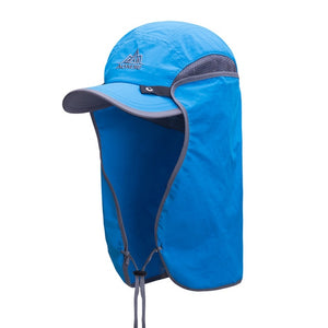 Unisex Fishing Hat Sun Visor Cap