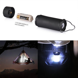 Portable Outdoor Camping  Mini Lamp.