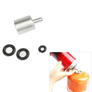 Gas Refill Stove adapter Outdoor Camping.