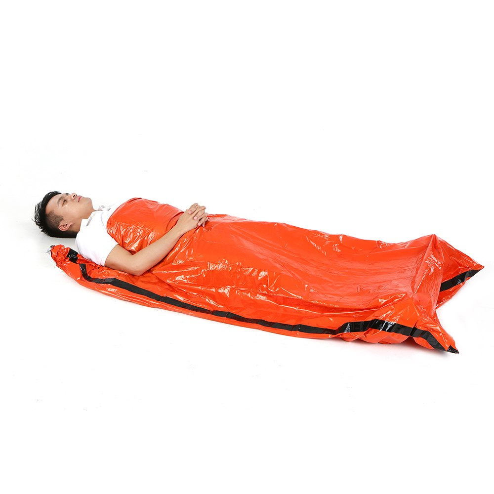 High Quality Lightweight Camping Sleeping Bag Outdoor Emergency.